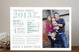 year in review christmas card christmas card ideas
