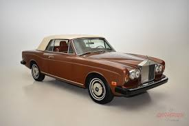 rolls royce dealership 1973 rolls royce corniche exotic and classic car dealership