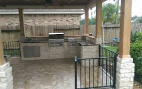outdoor kitchen designs houston u0027s best outdoor kitchens