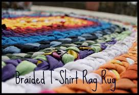 Small Round Braided Rugs Friday Project Braided T Shirt Rag Rug U2013 Do Small Things With Love