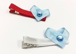 ribbon hair clip heart ribbon hair clip tutorial factory direct craft