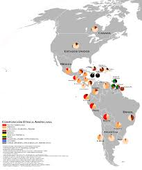 Map Centro America by The Map Of Black People Abagond
