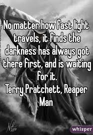 How Fast Is Light Matter How Fast Light Travels It Finds The Darkness Has Always