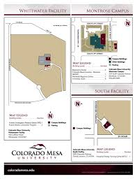 Mesa College Map Colorado Mesa University Maplets