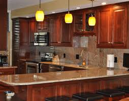 What Cleans Grease Off Kitchen Cabinets by Kitchen Cherry Kitchen Cabinets Images Stunning Cherry Wood