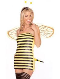 Bumble Bee Halloween Costume Bumble Bee Costume Funtober