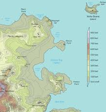 San Francisco Pier Map by 25 Feet Sea Level Rise Map San Francisco