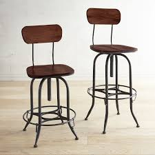 Pier One Imports Bar Stools Stanford Mahogany Brown Counter U0026 Bar Stool Pier 1 Imports