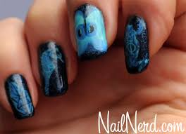 nail nerd nail art for nerds fringe glyph nails