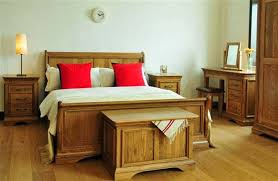 home decorating interior design ideas oak wood bedroom furniture