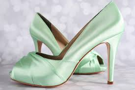 mint wedding shoes mint green wedding shoes wedding corners