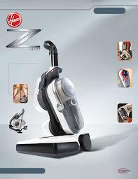 Hover Vaccum Hoover Vacuum Cleaner Z 400 User Guide Manualsonline Com