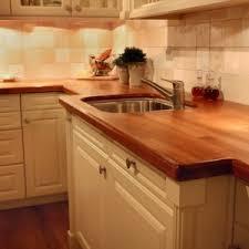 Travertine Tile For Backsplash In Kitchen - simple traditional kitchen design with laminate butcher block