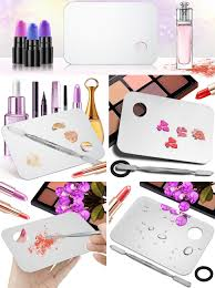 amazon com obmwang 1pcs pro stainless steel cosmetic makeup