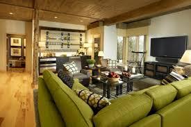großes bild wohnzimmer geräumiges wohnzimmer mit essbereich und küche