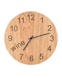 cool clock faces word to your wall clock clock with the word wine on it tagalog word