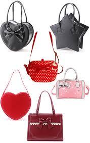 bags with bows style bags kawaii bags hawaii kawaii