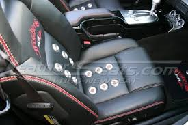 Audi Custom Interior Hand Made Custom Chevrolet Ssr Italian Leather Interior By Leather
