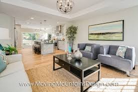 Living Room Staging Luxury Home Staging Moving Mountains Design Los Angeles Real