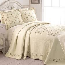Quilted Bed Valance Victorian Bedding Touch Of Class