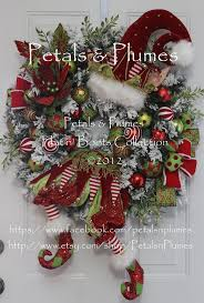 600 best christmas holiday wreaths images on pinterest christmas