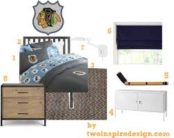 Pottery Barn Nhl Bedding Twoinspiredesign Two Friends Two Design Perspectives Endless