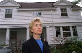 bill and hillary clinton purchase the house next door in chappaqua