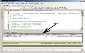 Get Sql Table Information Codeproject