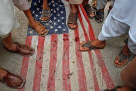 Dirty American Flag Drone Strikes And Anti Americanism In Pakistan