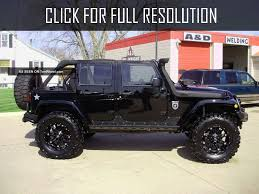 2006 jeep wrangler 4 door