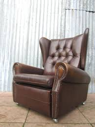 slim recliner chair chairs slim leather recliner chair small