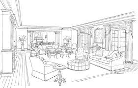 Bedroom Interior Design Sketches Fair 25 Interior Design Sketches Inspiration Design Of Best 25