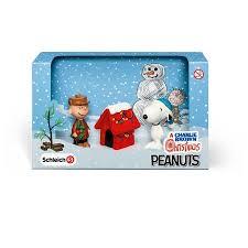 peanuts a brown christmas brown christmas peanuts set walmart