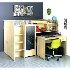 lit mezzanine avec bureau pas cher lit 2 places en hauteur lit hauteur avec bureau lit mezzanine bureau
