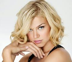 short blonde emo hairstyle for women cool short hairstyle with