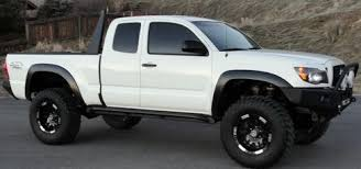 toyota tacoma 2004 accessories sliders nerf tacoma accessories parts and