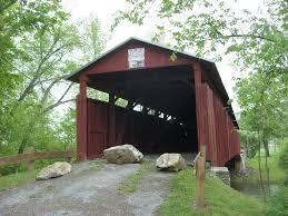 bridges of county map stillwater covered bridge no 134