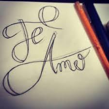 imagenes bonitas de te amo para dibujar cómo aprender a dibujar letras paso a paso todos los estilos y más