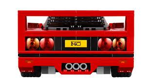 lego ferrari f40 creator 10248 ferrari f40 set 16