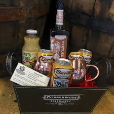 vodka gift baskets give a gift basket they will truly enjoy coppermuse
