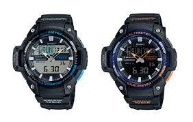 Jam Tangan Casio New jam tangan untuk mendaki casio outgear altimeter jam casio jam
