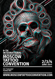 international moscow tattoo convention june 2017
