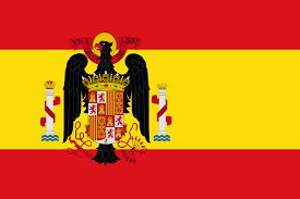 file flag of spain 1945 1977 svg wikimedia commons