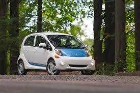 mitsubishi electric car mitsubishi jumps into electric car market with 2012 i miev new