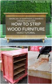 How To Paint Old Furniture by Diy Refinishing Wood Furniture Descargas Mundiales Com