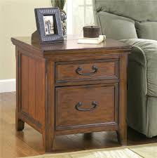 Ashley Furniture Bedroom Vanity Woodboro Rectangular End Table With Work Center By Signature