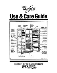 whirlpool refrigerator wiring diagram whirlpool refrigerator