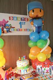 pocoyo party supplies diy pocoyo party pocoyo favors and decoration