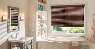 wood faux wood and composite blinds u2014 let it shine awnings and