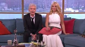 lucy and anna decinque before this morning drunk holly willoughby and phillip schofield go viral